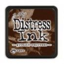 Tim Holtz® Distress Mini Ink Pad from Ranger - Ground Espresso
